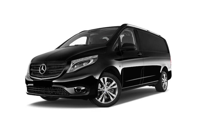 furgoneta para bodas taxi