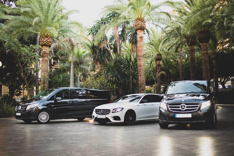 taxi para boda coche